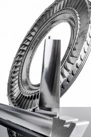 Turbínové lopatky (4)