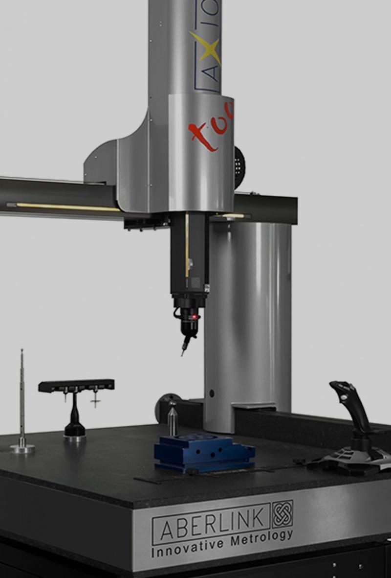 3D measuring equipment Axiom-too-600-CNC